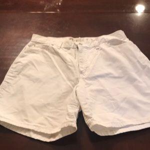 Short jean material